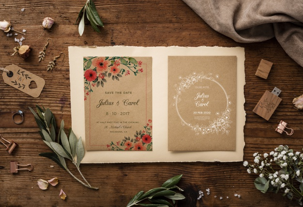 flat-lay-beautiful-assortment-wedding-elements-with-invitation-mock-up_23-2148502004
