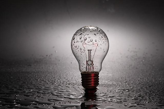 mokrá žárovka